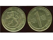 FINLANDE 1 markka 1997