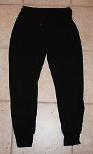 Athleta Womens Girls XS Black Lightweight Soft Lounge Yoga Casual Pants