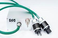 Valab Transparent Sound Isolation Power Transformer Power Cord --  US Version