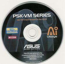 ASUS P5K-V Motherboard Drivers Installation Disk M1204
