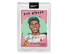 Topps PROJECT 2020 Card 295 - 1959 Bob Gibson by Naturel