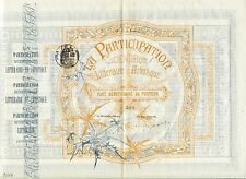 Paris VII & VI ème- Très Rare & Top Déco La Participation Scientifique vers 1895