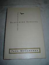 Blackbird Singing by Paul McCartney 1965-1999 1st/1st 2001 HCDJ The Beatles