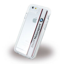 "BMW BACKCOVER HARD CASE SCHALENTASCHE HANDYTASCHE für iPhone 6 4,7"" Shockproof"