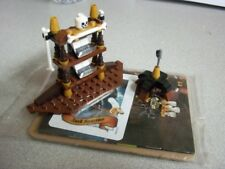Lego 4191 Pirates Of The Caribbean Captain's Cabin Used Loose