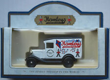 "Lledo - 1934 Ford Model A van ""Hamleys"" BIANCO"