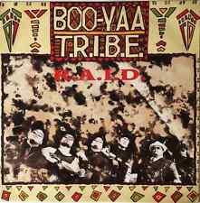 "BOO-YAA T.R.I.B.E. - R.A.I.D. (12"") (G-VG/EX)"