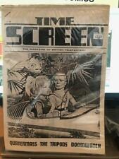 Time Screen 5 1986 Fireball XL5 Gerry Anderson