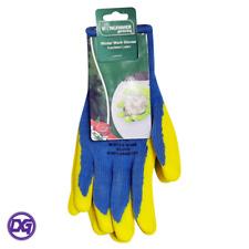 Kingfisher Gardening Winter Work Gardening Gloves Insulated Latex