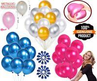 "10-100 10"" 5"" PEARL Metallic BALLOONS BALLON helium BALOON Birthday WeddingParty"