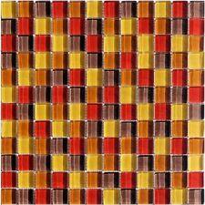 Glasmosaik Rot Mix 23 Fliesen Dusche Granit Fliesenspiegel Mosaik Boden Bad