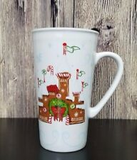 Disney Parks Disneyland Gingerbread Christmas Holiday Starbucks Mug 2017 No Lid