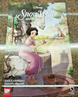 Disney Comics Snow White and the Seven Dwarfs Poster SIGNED Cecil Dark Horse