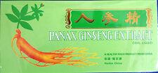 3 Boxes Panax Ginseng Extract,3x10 Vials