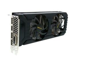 PNY GeForce GTX 1060 6GB Dual Fan VCGGTX10606PB Video Graphics Card GPU