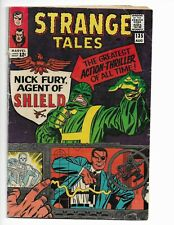 STRANGE TALES 135 - VG- 3.5 - 1ST APPEARANCE OF NICK FURY, AGENT OF SHIELD
