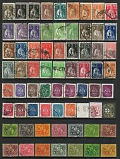 PORTUGAL COLLECTION, 12 Pages of Good/Fine Used Stamps (517 TOTAL)