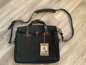 Filson Briefcase Ltd.Edition Black ,Stilvolle Aktentasche von Filson