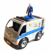 Fisher Price Toys IMAGINEXT BATMAN Two Face Van & figure, GREAT RARE ITEM!