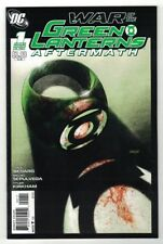WAR OF THE GREEN LANTERNS: AFTERMATH #1-2 COMPLETE MINI-SERIES - DC COMICS/2011