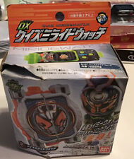 Kamen Rider Zi-O DX QUIZ MIRIDE WATCH COMPLETE Bandai Japan Driver