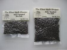 Alder Smoked Sea Salt, course 1 oz.-The Elder Herb Shoppe - BBQ, Grilling