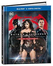 BATMAN V SUPERMAN EL AMANECER DE LA JUSTICIA DIGIBOOK BLU RAY ( SIN ABRIR )
