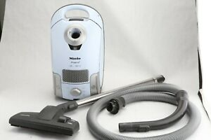 Miele Neptune Canister Vacuum Cleaner. Made In Germany. Model S4212. White