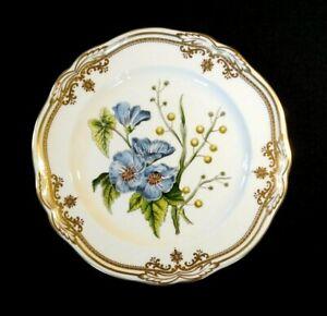 Stunning Spode Stafford Flowers England Salad Plate