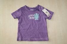 Tee shirt violet neuf 0-3 mois marque Mexx (étiqueté à 12,95€)            (md)