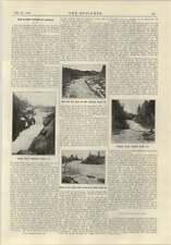 1915 Some Waterpower Developments In Nova Scotia Operating Goldmine