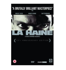 La Haine - Special Edition DVD - Vincent Cassel - UK Edition - Brand New
