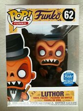 Funko Pop - LUTHOR!  IN STOCK! Funko Shop Limited Edition - Spastik Plastik