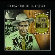Johnny Horton - Essential Recordings [New CD] UK - Import