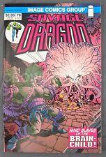 Image Comics Savage Dragon #78 Mind Slaves of the Brain-Child! August 2000 NM