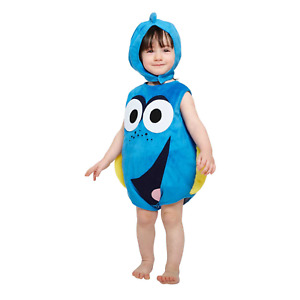 Disney Finding Dory Tabard with Feature Hat - Age 12-18 Months