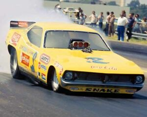 Don Prudhomme Drag Racing ***SET OF 4*** 8x10 Glossy Photo's