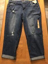 312b32f95ee17 Ruff Hewn Women Easy Slim Jeans Size 22W 0020