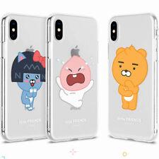 Genuine Kakao Friends Little Jelly Case Galaxy Note20 Note20 Ultra Case 7 Types