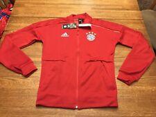 Adidas FC Bayern Munich 2018-19 Home ZNE Jackets CY6107 Soccer U.S Men's X-Small