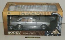 ++ voiture NOREV retro PEUGEOT 504 coupé BIG TOYS 4 BIG BOYS 1:18 ++
