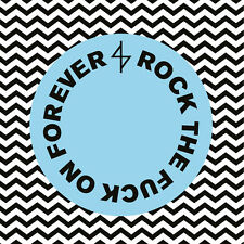 Rock The F**k On Forever - Angel Du$T (2016, CD NUOVO) Explicit Version
