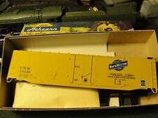 Athearn/Rail Runner HO 163 CNW Employee Owned 50' Plugdoor Boxcar new CNW #33226