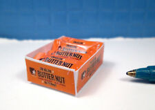 Dollhouse Miniature Butter Nut Candy Box with 4 removable Bars