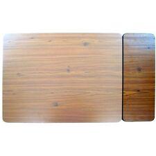 Westfalia Berlin Table woodboard smaller part with black edge trim  C9219