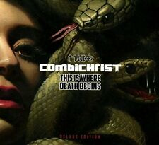 This Is Where Death Begins 4260158837910 by Combichrist CD