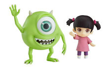 Monsters Inc. Mike & Boo Standard Ver. Nendoroid Action Figures