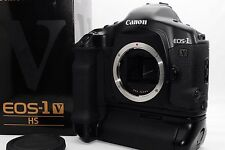 """Mint"" Canon EOS-1V HS 35mm SLR Film Camera Body Only 51 Roll from Japan #162"