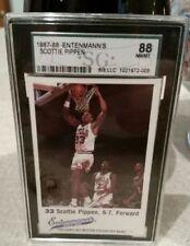 Carte collezionabili basketball singoli Chicago Bulls