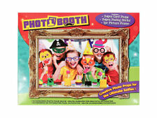 25 pcs Photo Booth Set avec cadre photo p329003 Masques Barbes Fun photo accessoire